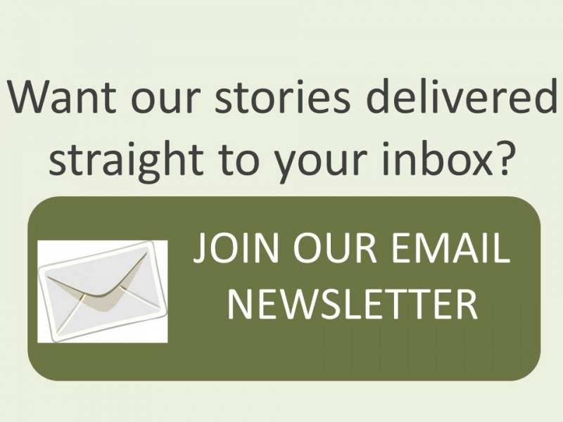Want our stories delivered straight to your inbox