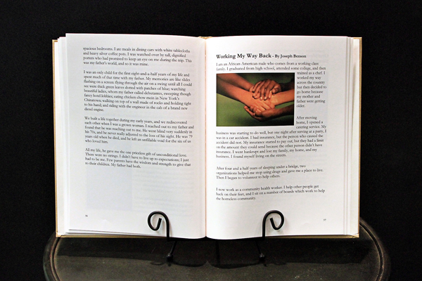 a Keepsake Storybook, a one-of-a-kind treasure that can be shared from generation to generation.